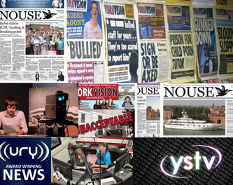 URY News Special - Student Media: York Hitting the Headlines