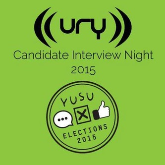 Candidate Interview Night 2015: RAG Officer
