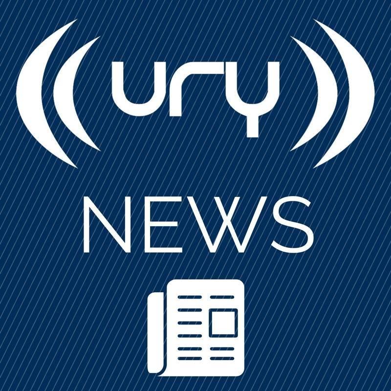 URY Newshour - #WeAreYork live interview with Dom Smithies