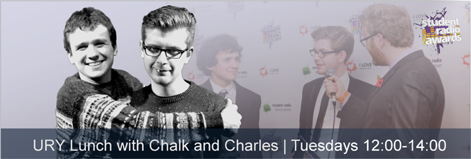 The Chalk and Charles Show