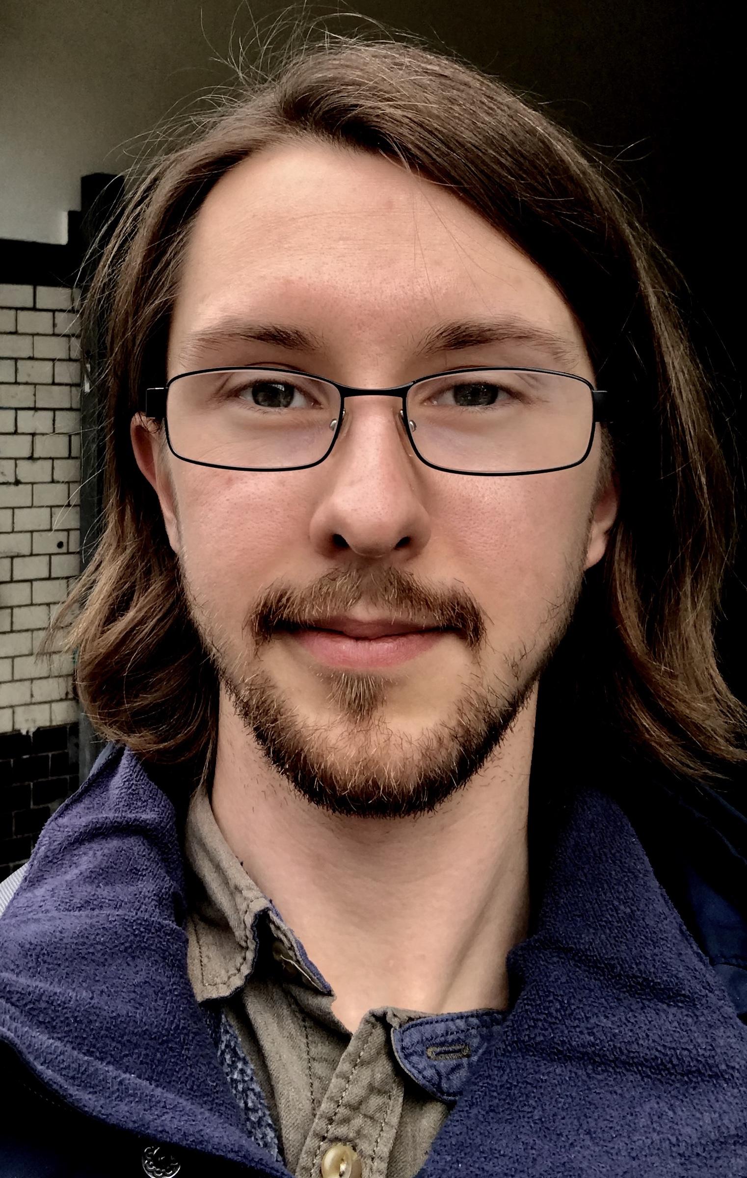 Photo of Jonathan Cooke