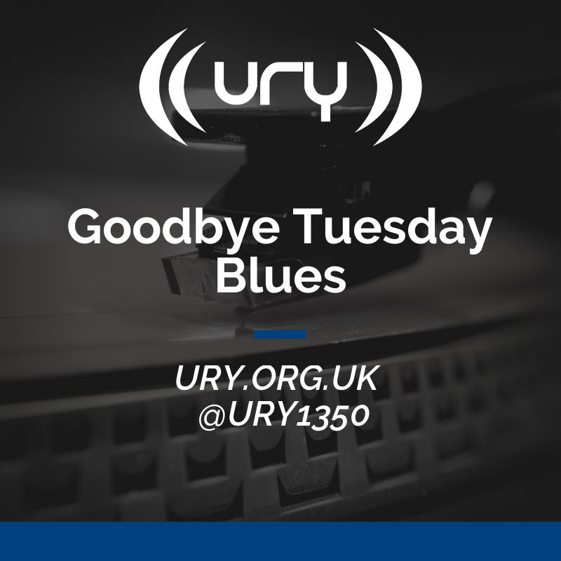 Goodbye Tuesday Blues Logo