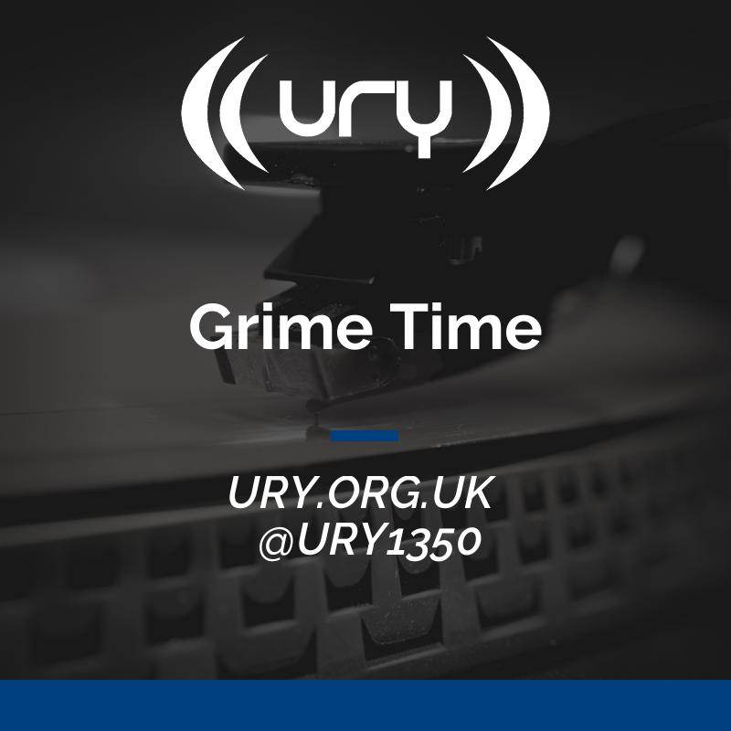 Grime Time logo.