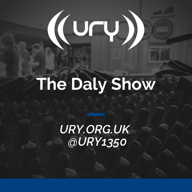 The Daly Show logo.