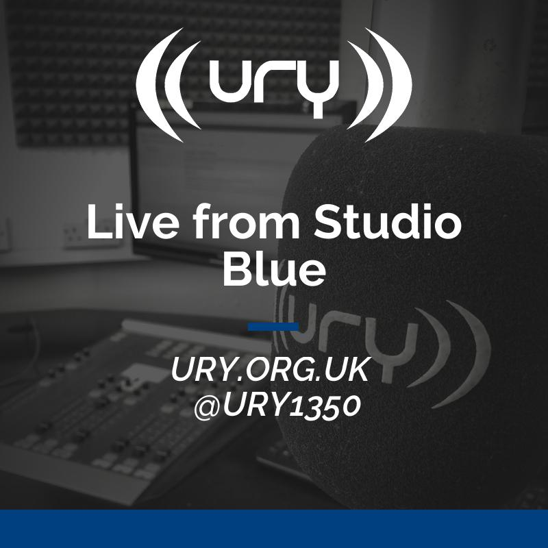 Live from Studio Blue logo.