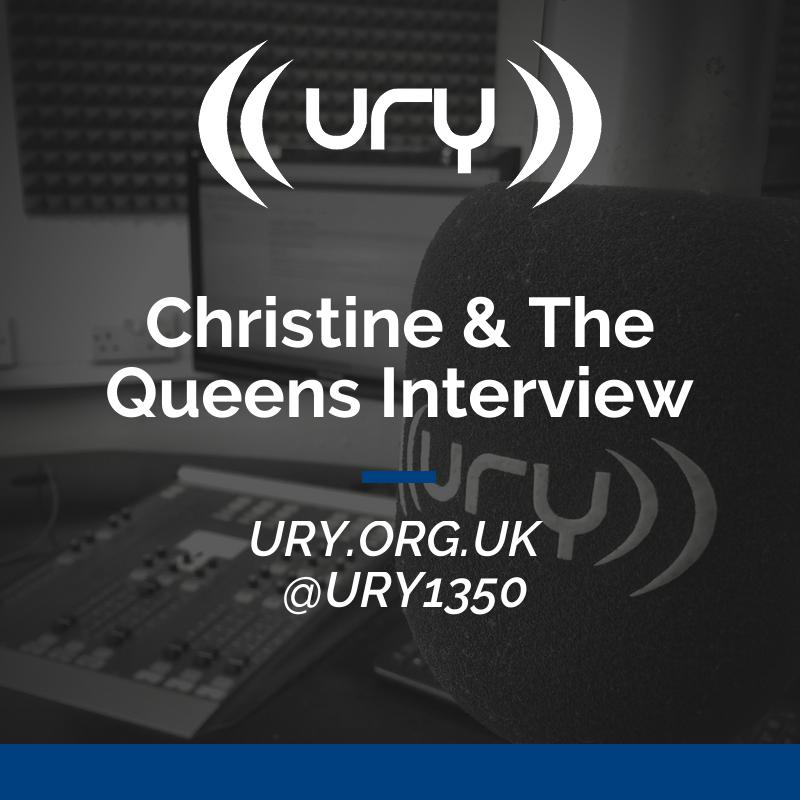 Christine & The Queens Interview Logo