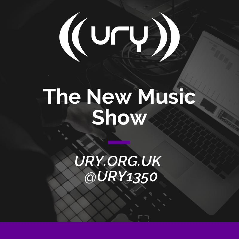 URY Music: The New Music Show logo.
