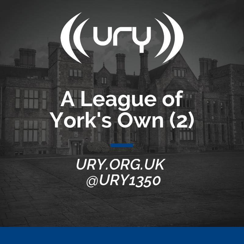 A League of York's Own (2) logo.
