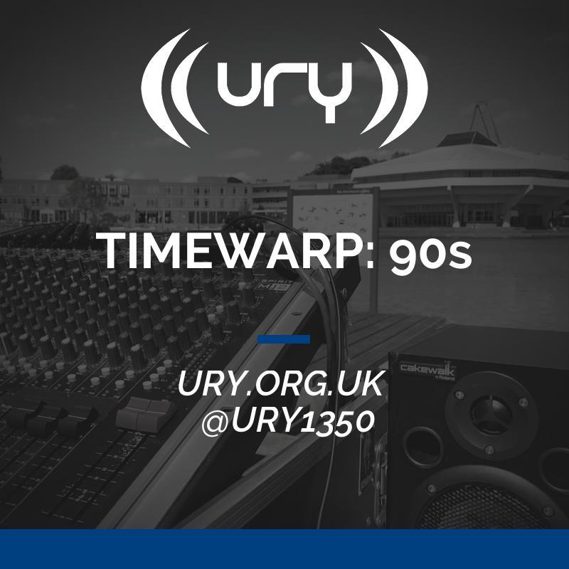 TIMEWARP: 90s logo.