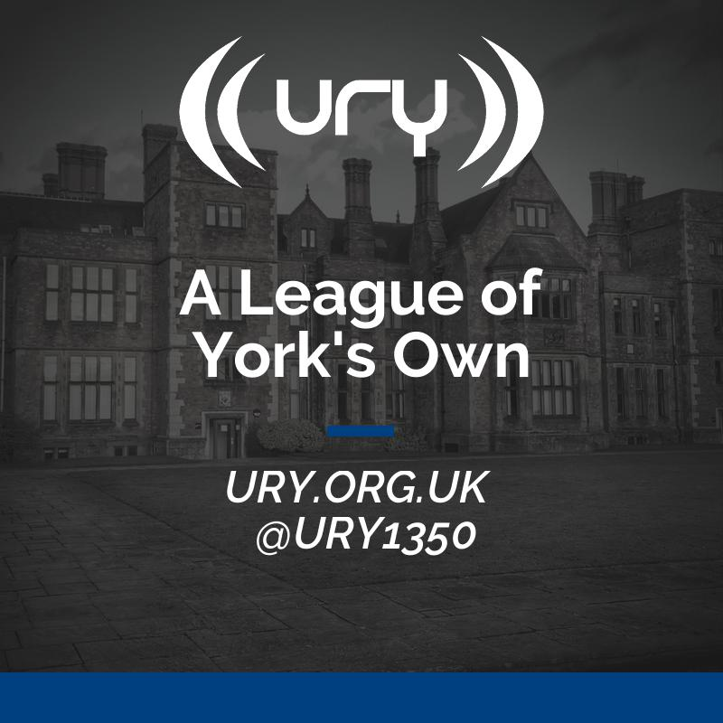 A League of York's Own logo.