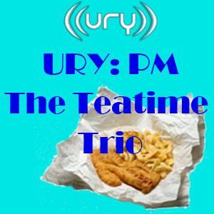 URY:PM - The Teatime Trio Logo