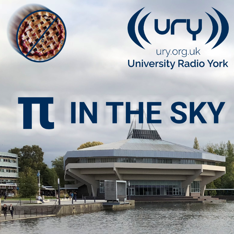Pi in the Sky logo.