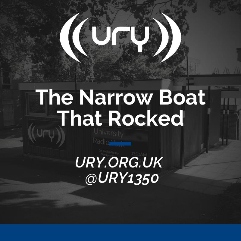 The Narrow Boat That Rocked Logo