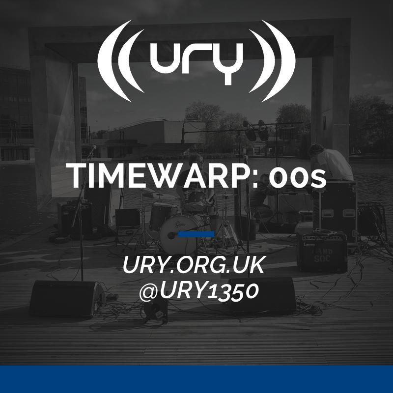 TIMEWARP: 00s logo.