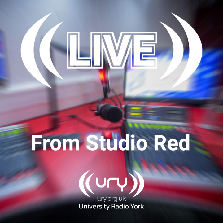 Live From Studio Red Logo