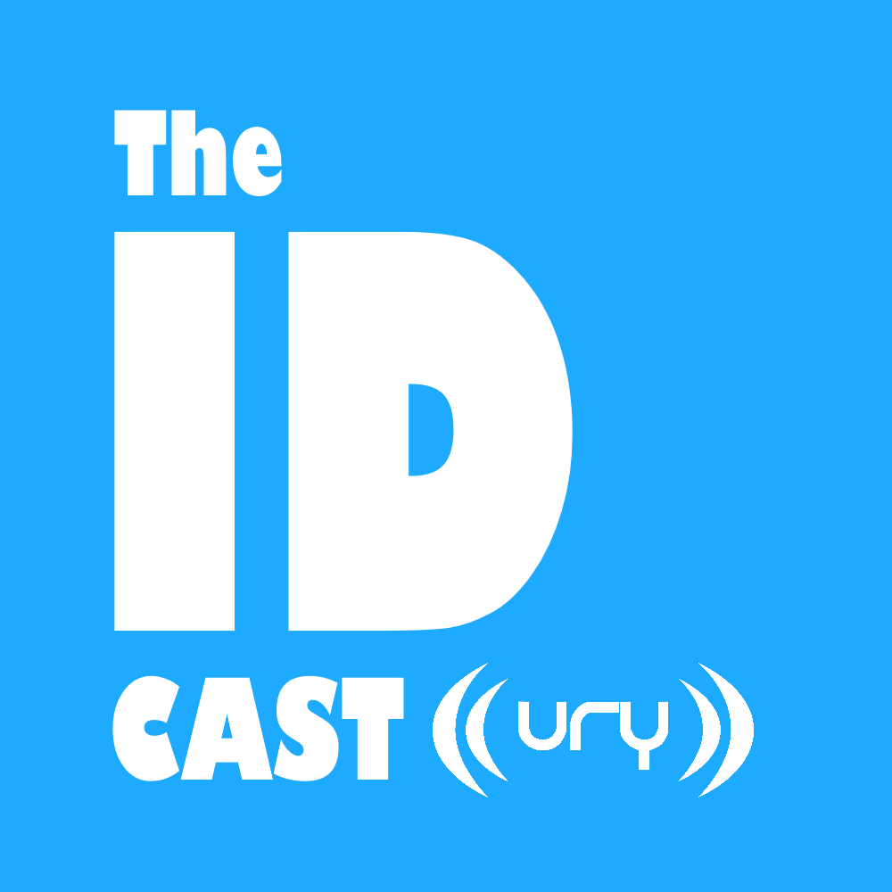 URY:PM-The IDCast URY logo.