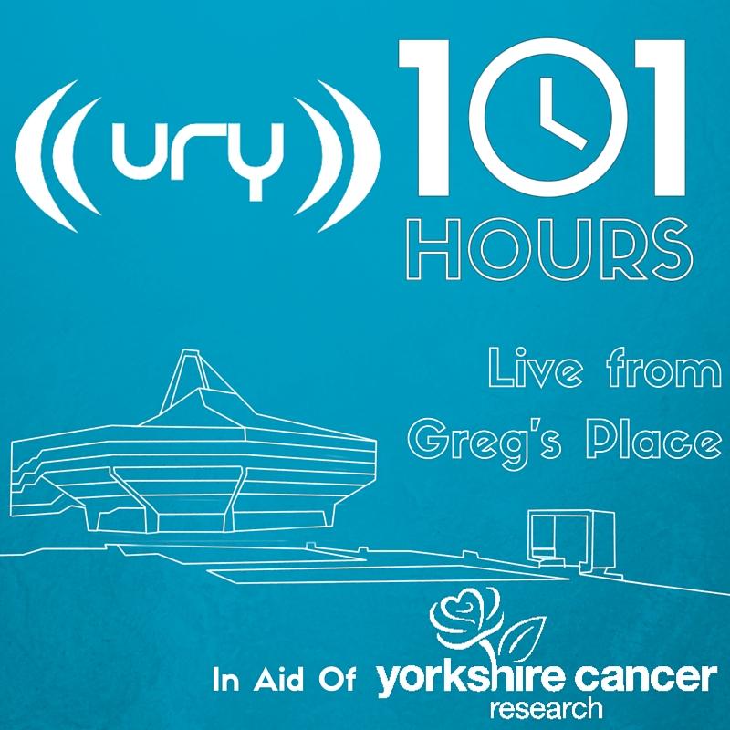 URY 101 Logo
