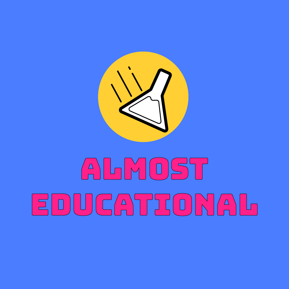 Almost Educational Logo