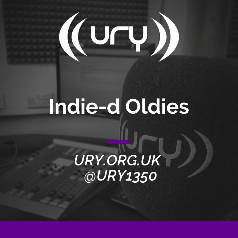 Indie-d Oldies Logo