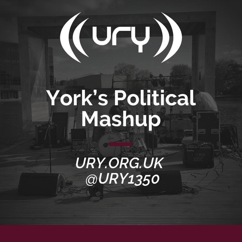 York's Political Mashup Logo