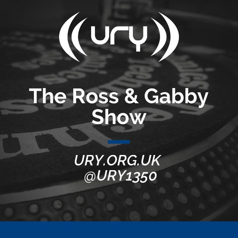 The Ross & Gabby Show Logo
