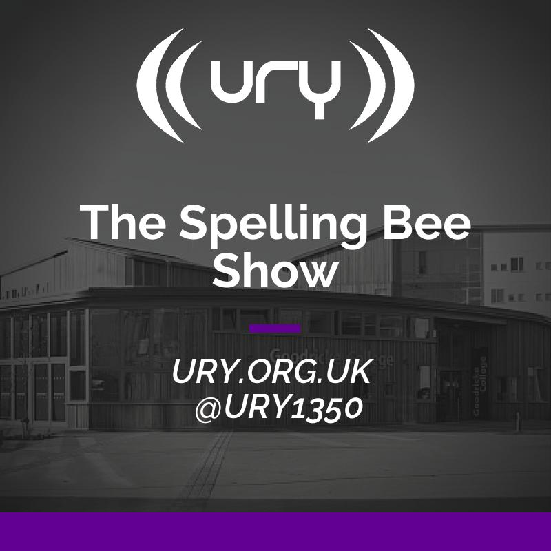 The Spelling Bee Show logo.