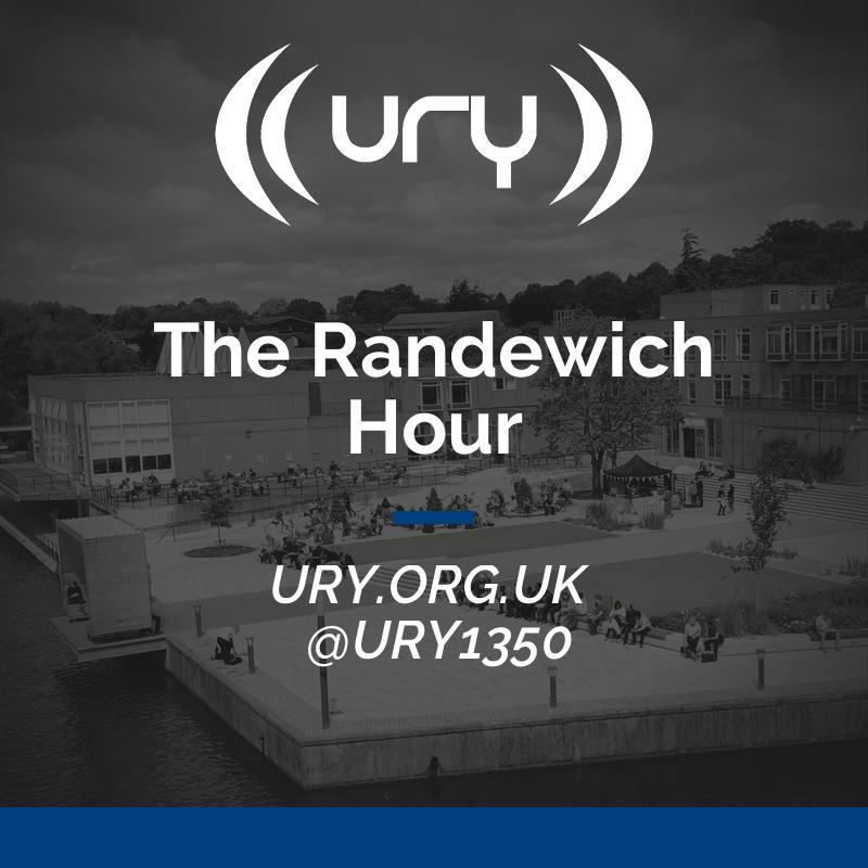 The Randewich Hour logo.