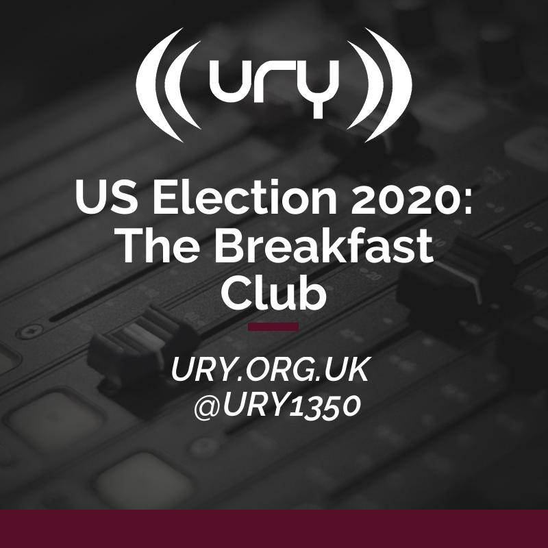 US Election 2020: The Breakfast Club logo.