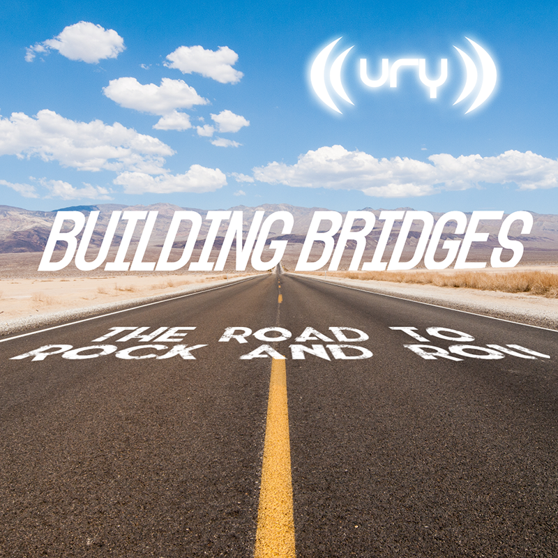 Building Bridges - The Road to Rock and Roll Logo