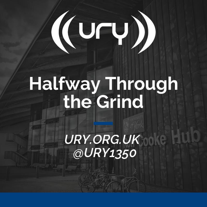 Halfway Through the Grind Logo