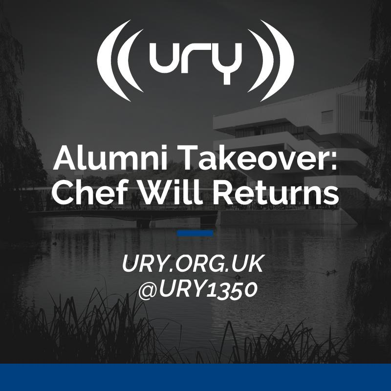 Alumni Takeover: Chef Will Returns Logo