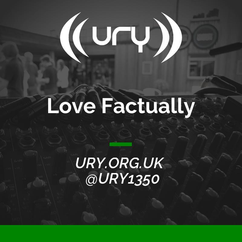 Love Factually Logo