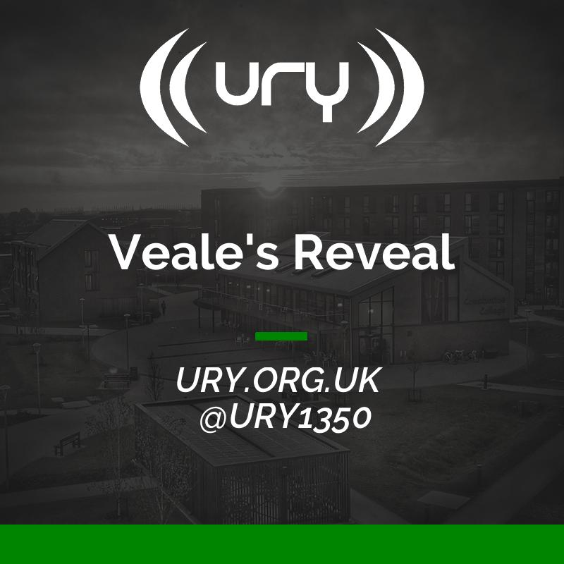 Veale's Reveal logo.