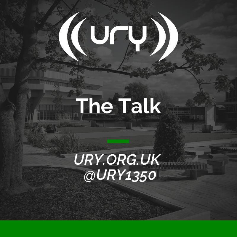 The Talk logo.
