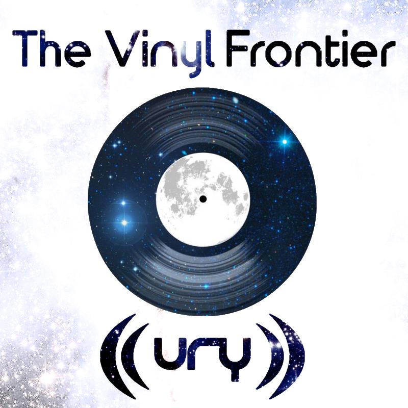 The Vinyl Frontier Logo