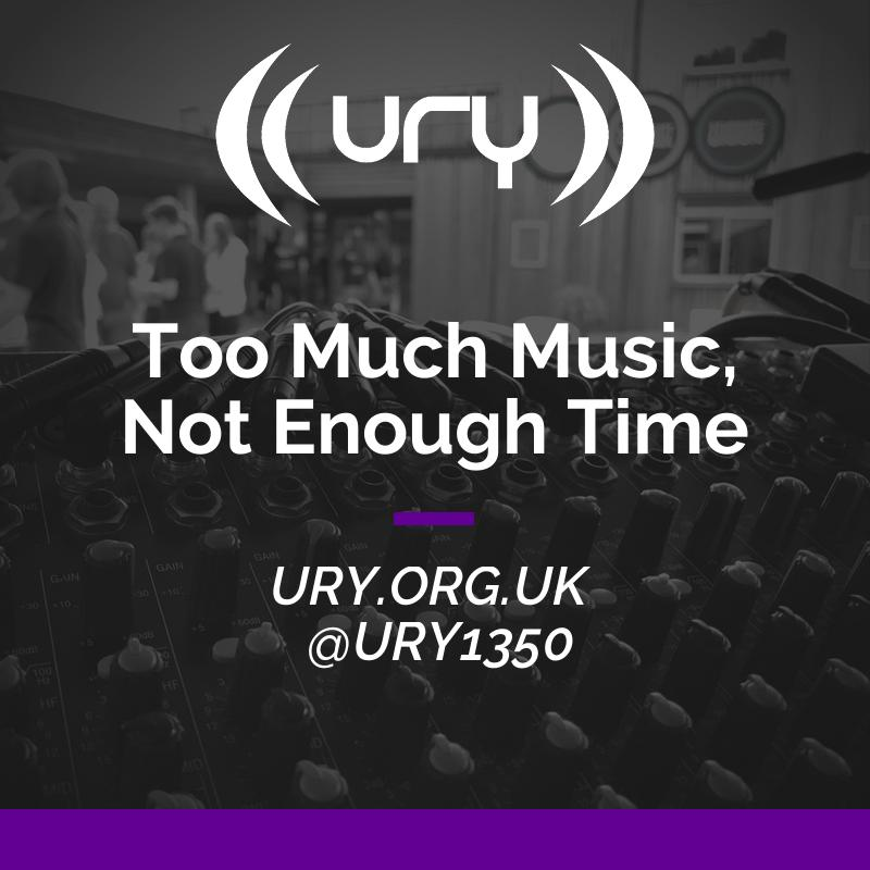 Too Much Music, Not Enough Time Logo