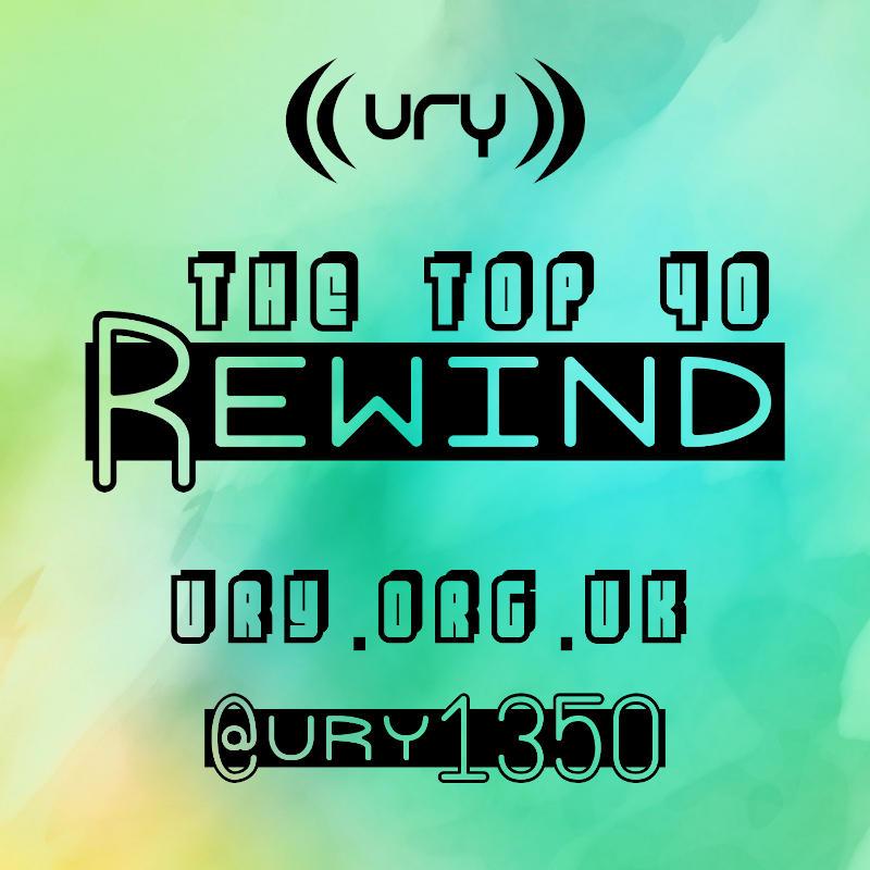 The Top 40 Rewind Logo