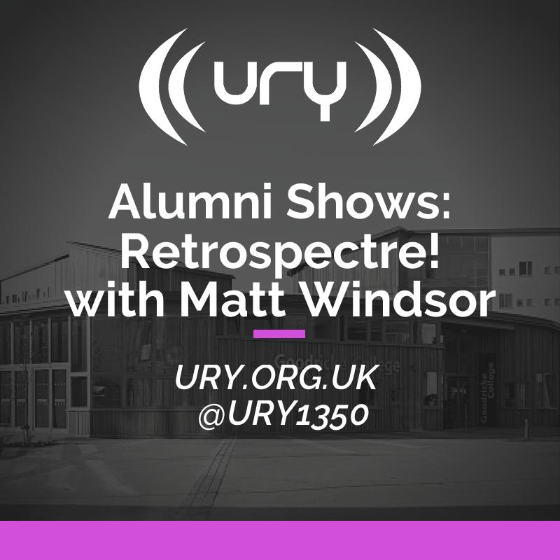 Alumni Shows: Retrospectre! with Matt Windsor Logo