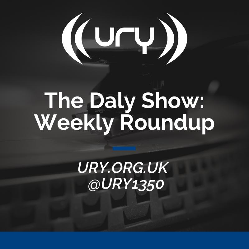 The Daly Show: Weekly Roundup Logo