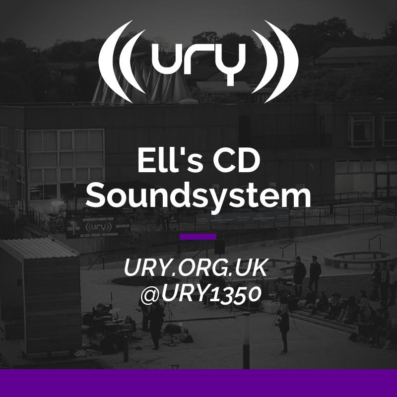 Alumni Shows: Ell's CD Soundsystem Logo