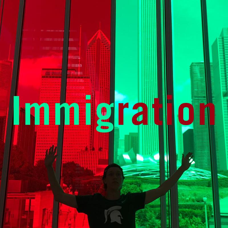 Immigration  Logo