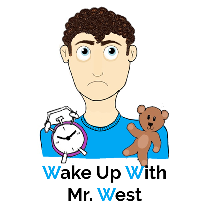 PM: Wake Up With Mr. West Logo