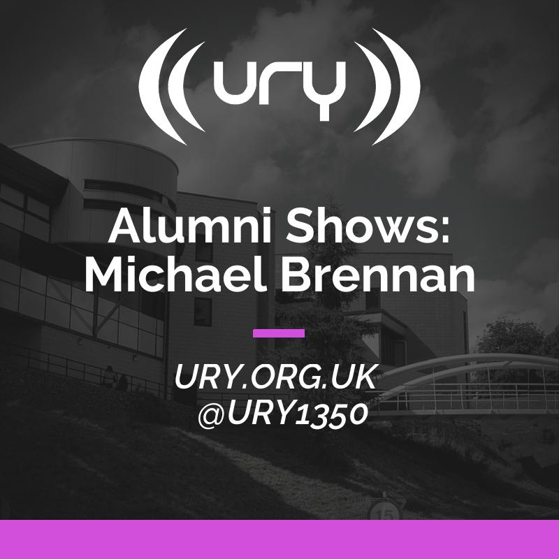 Alumni Shows: Michael Brennan Logo
