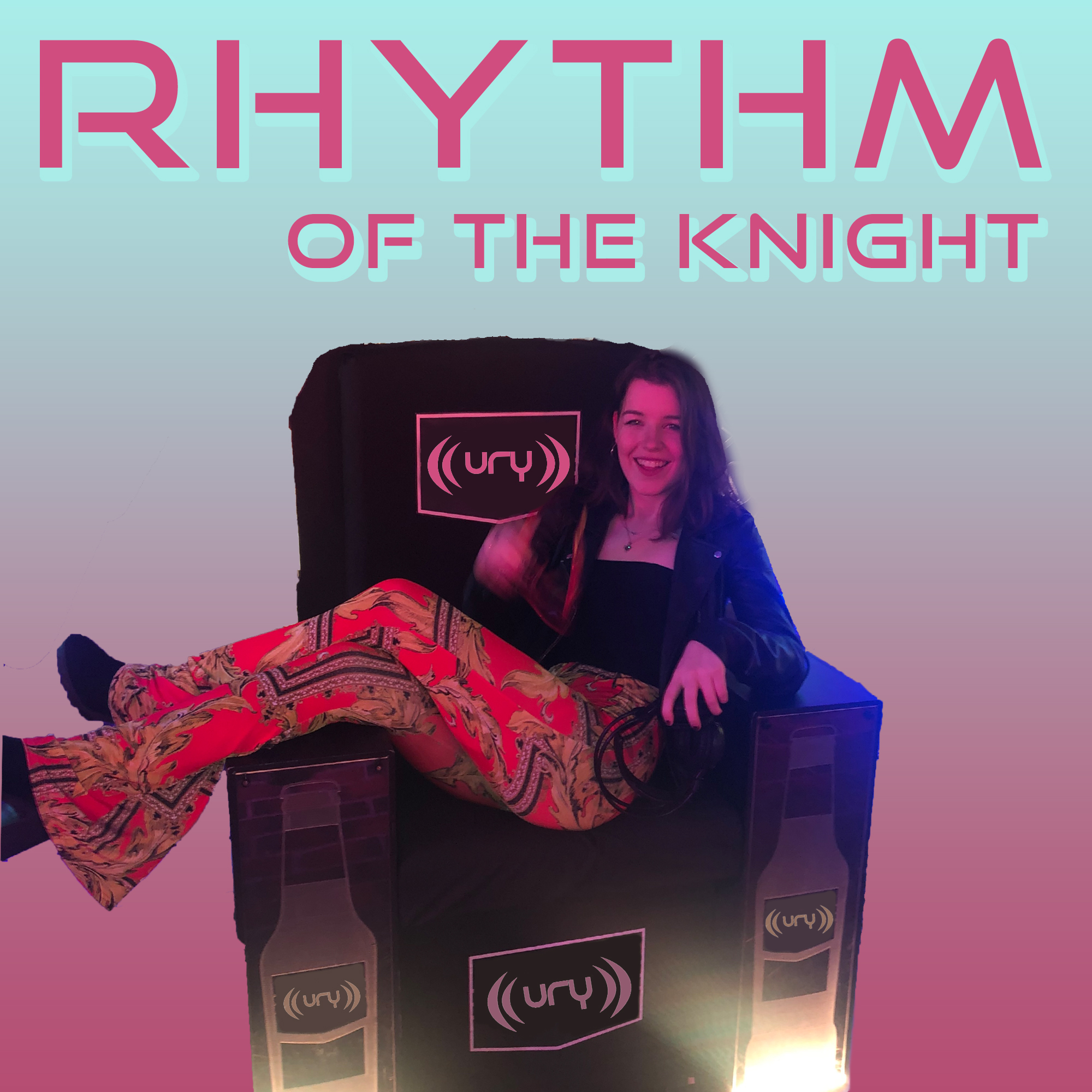 PM: Rhythm of the Knight logo.