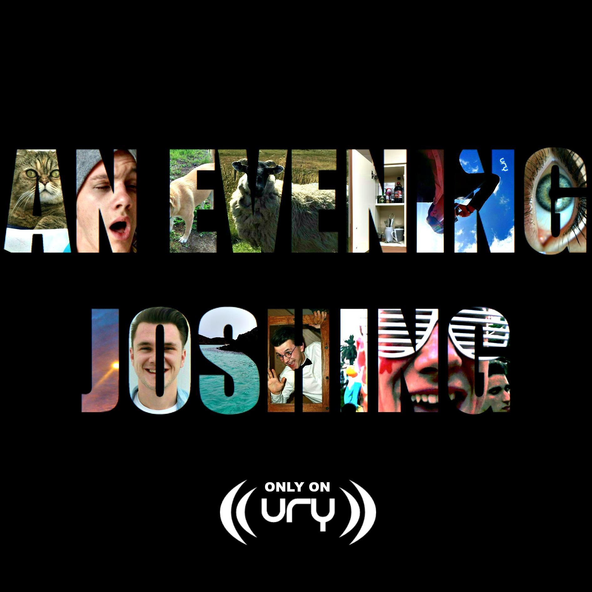 An Evening Joshing Logo