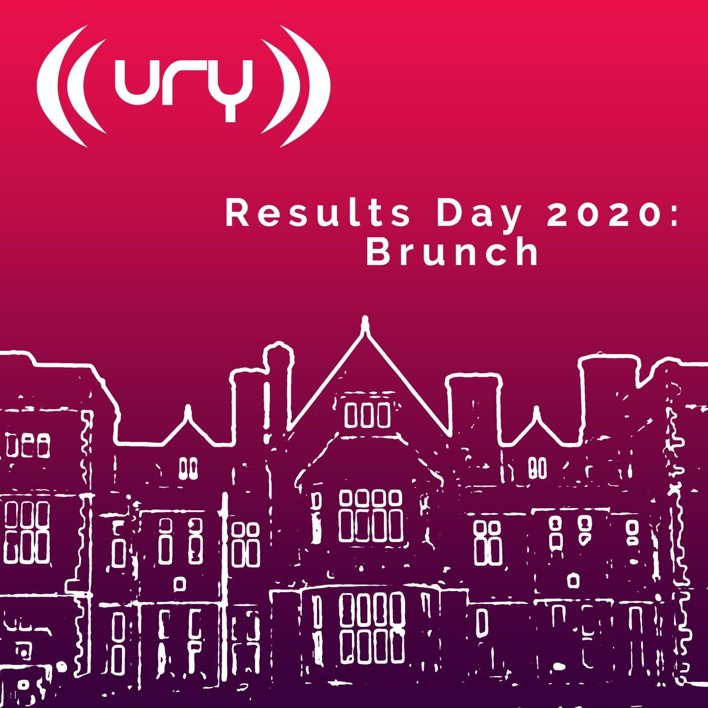 Results Day 2020: Brunch Logo