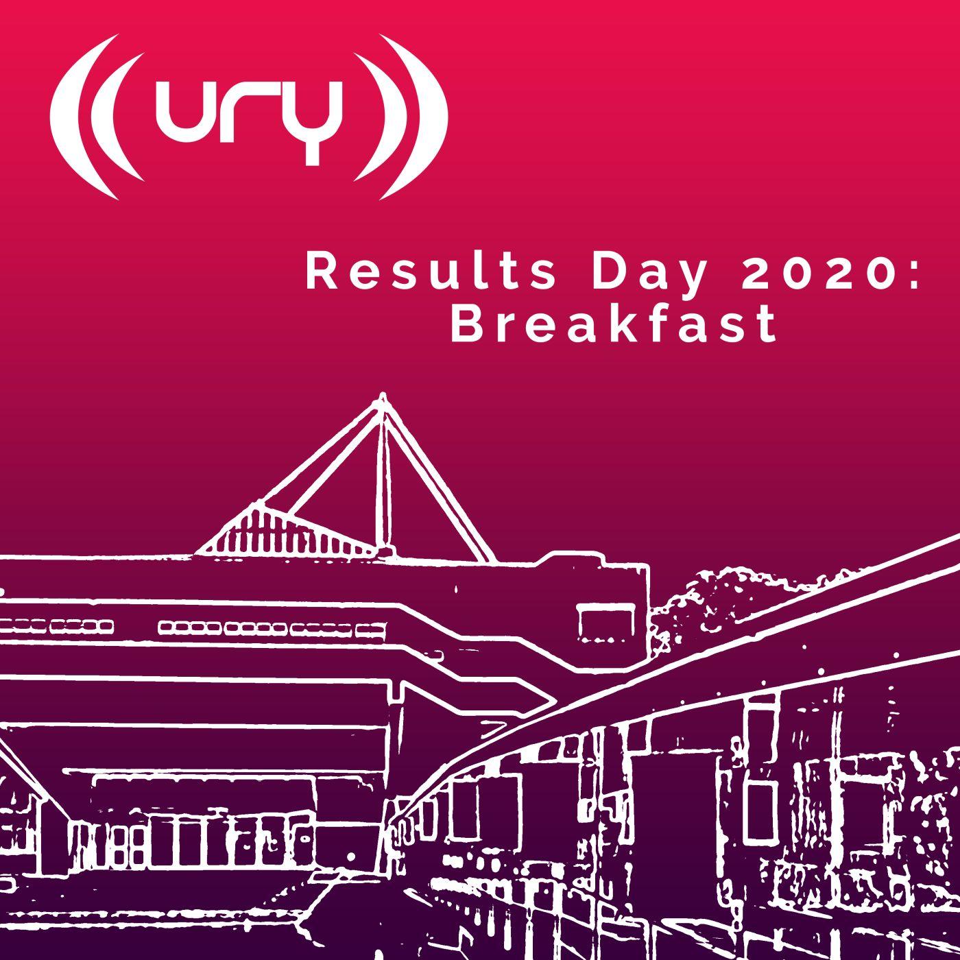 Results Day 2020: Breakfast Logo