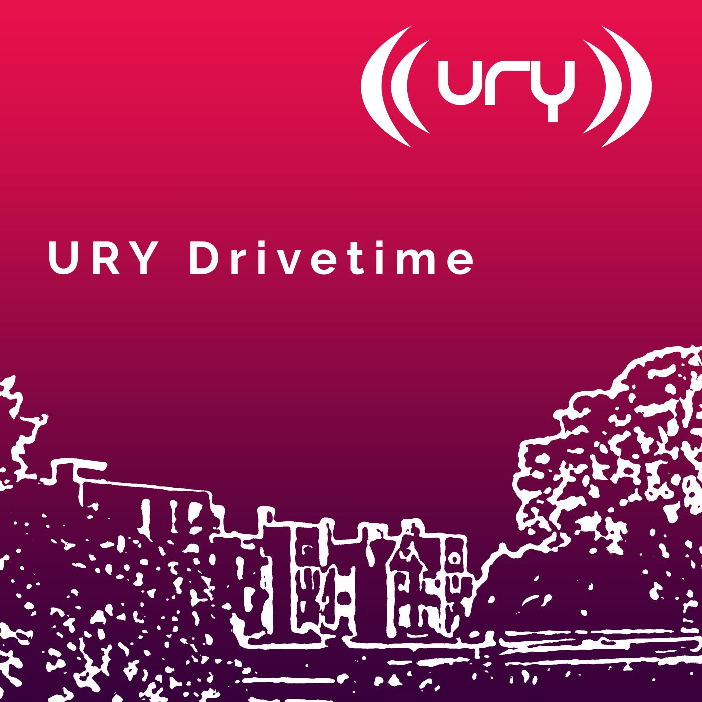URY Drivetime Logo