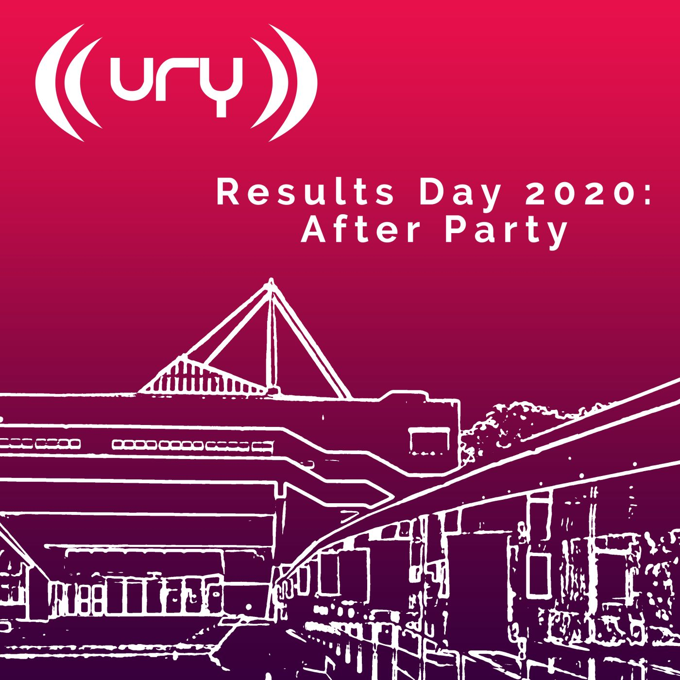 Results Day 2020: The Afterparty Logo