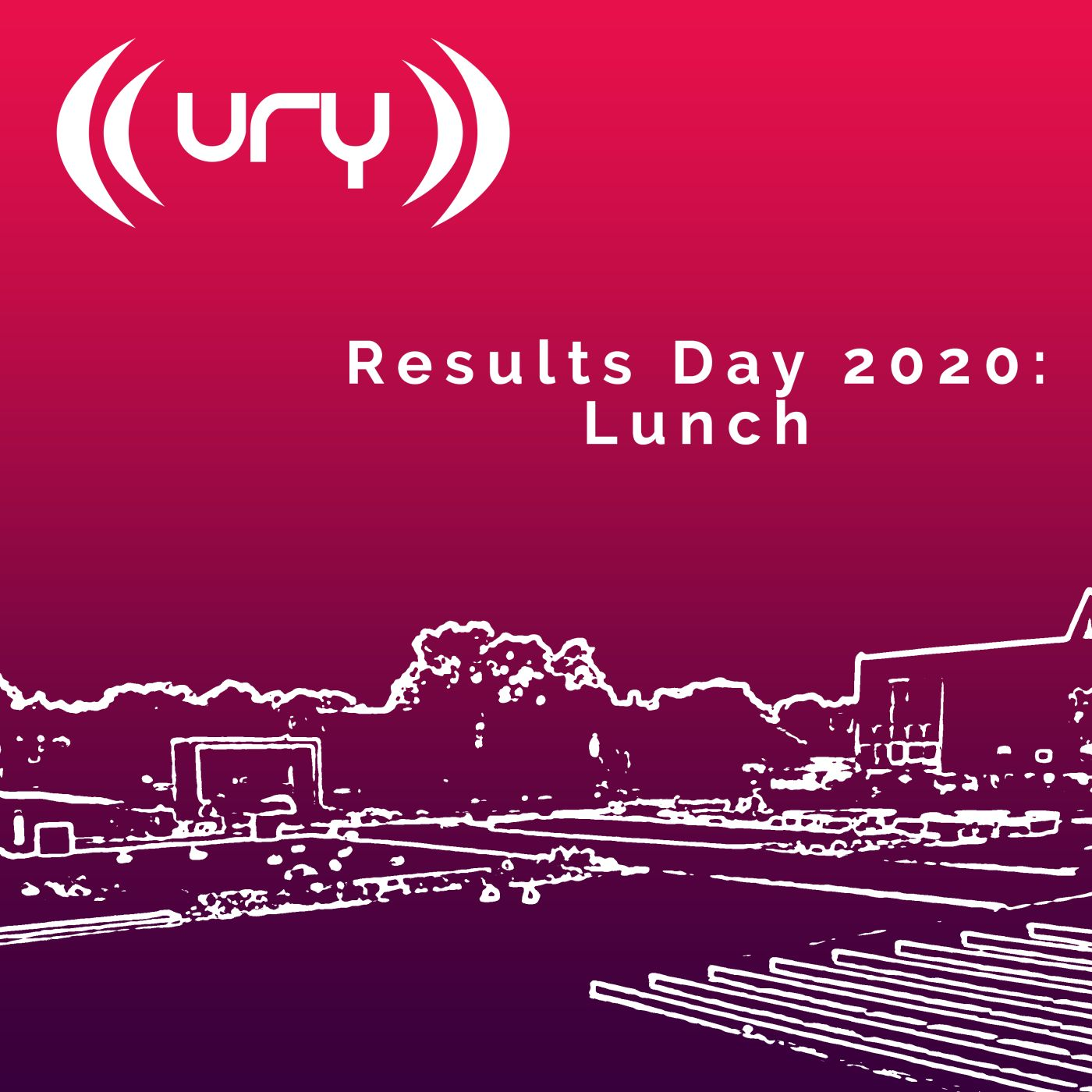 Results Day 2020: Lunch  logo.